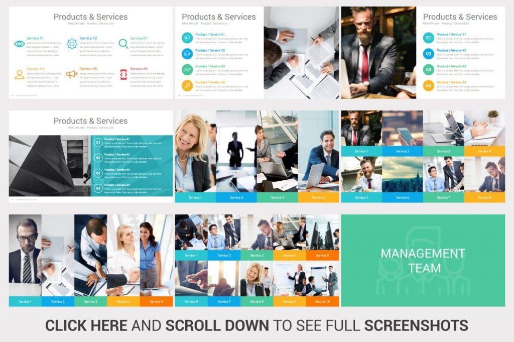 Management Team Investors PowerPoint Pitch Decks.