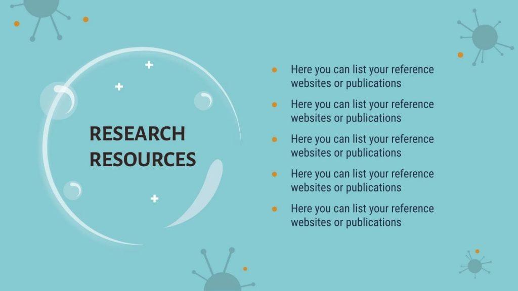 Research resources. Presentation of COVID-19 Vaccine Breakthrough.