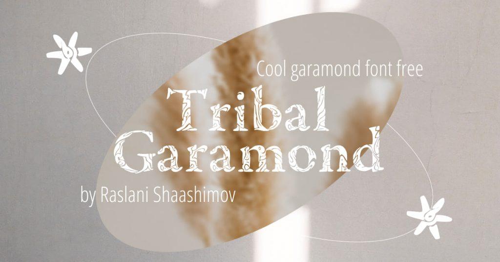Facebook image for Cool garamond font free by MasterBundles.
