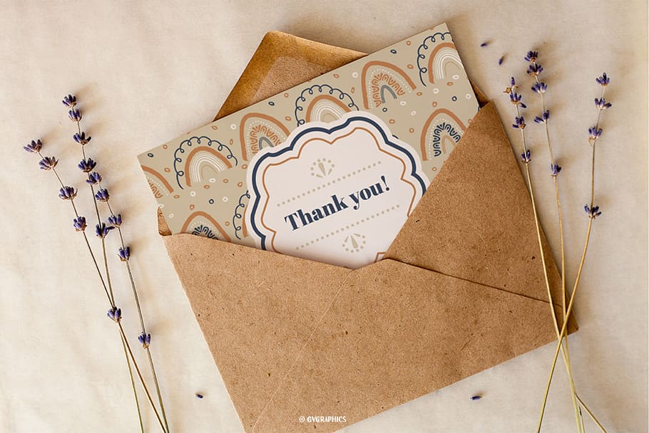 Letter from Fall Greeting Cards.
