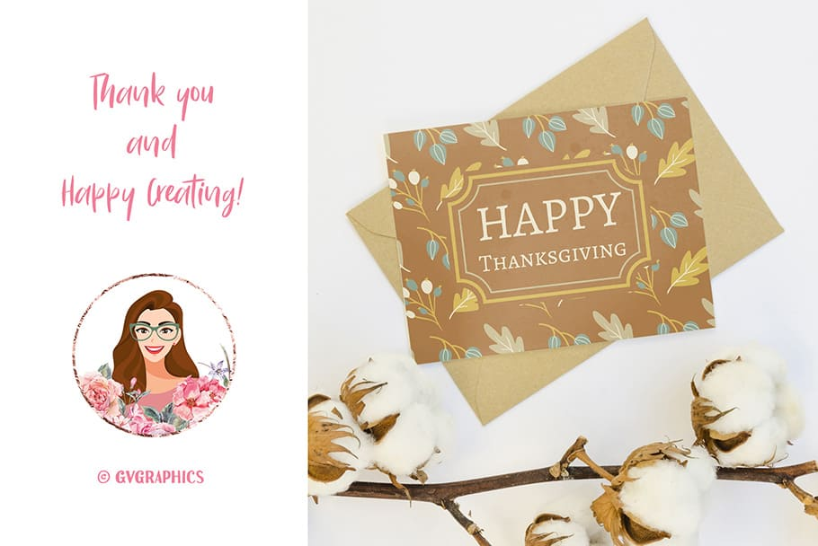 Fall Greeting Cards Preview.