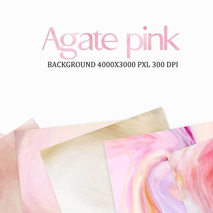 Pink digital paper.