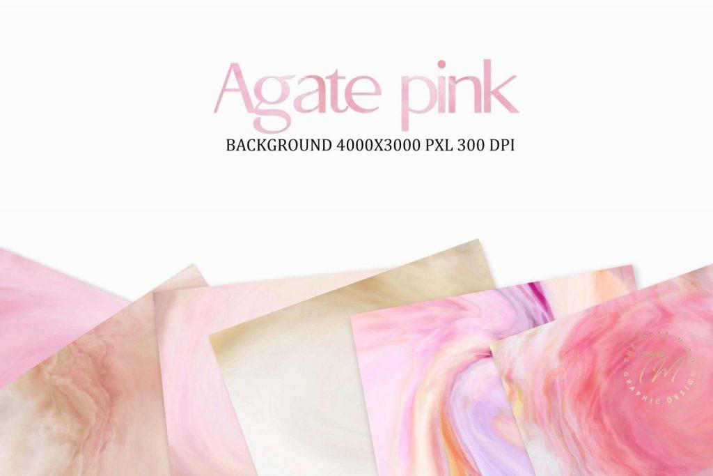 Pink digital paper for backgrounds.