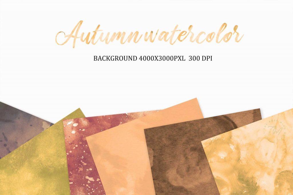 Autumn Backgrounds.