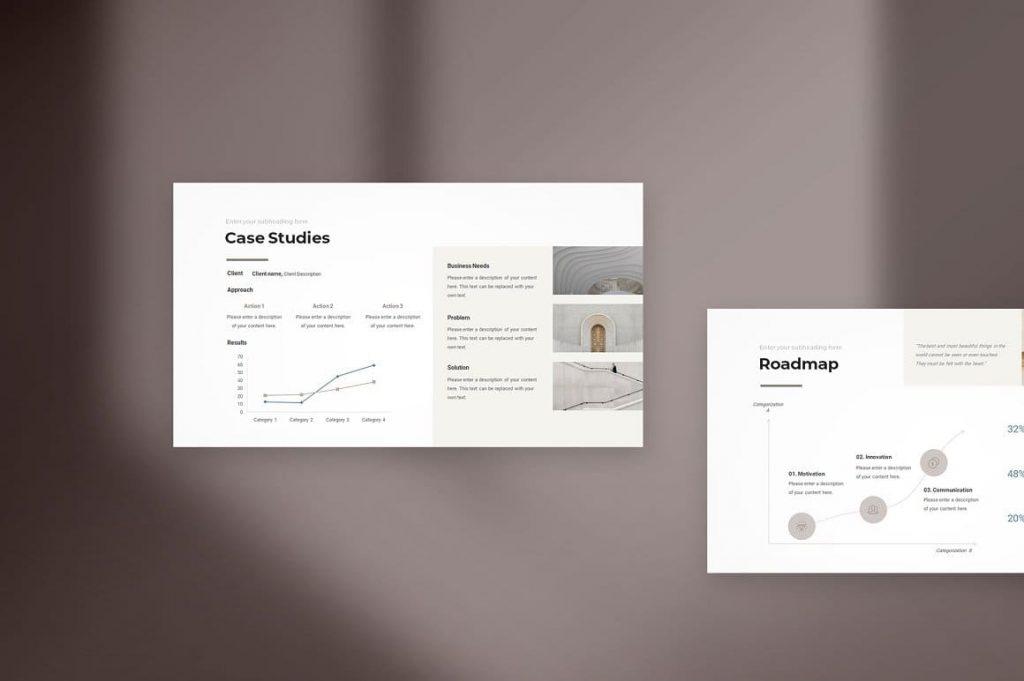 Slides Business Proposal Template.