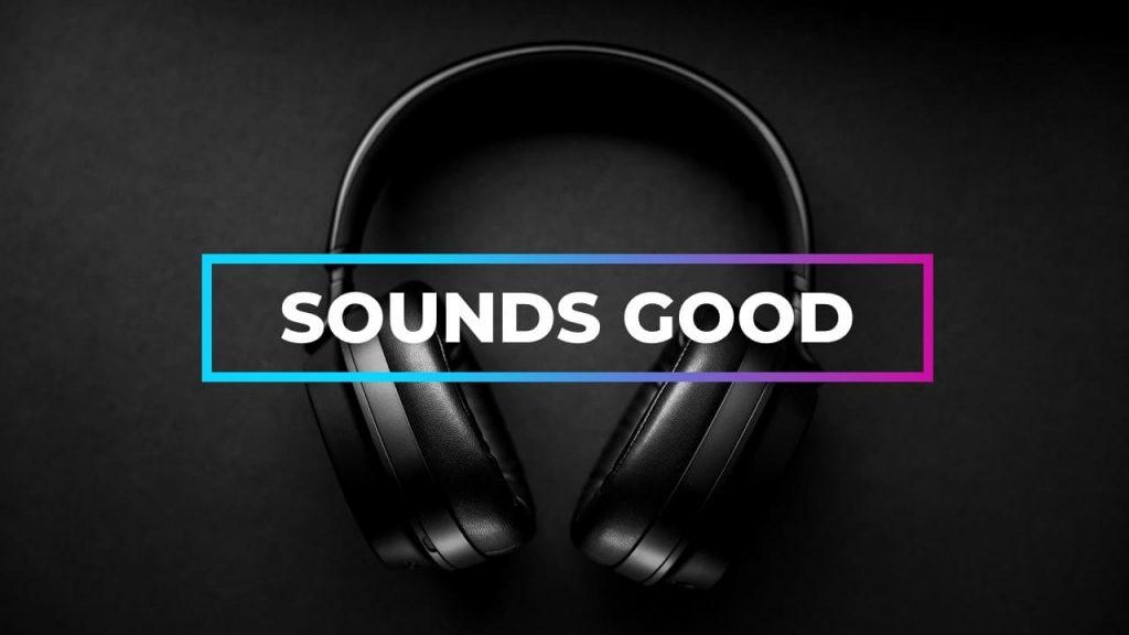Slide Good Sound Musical PowerPoint Presentation.