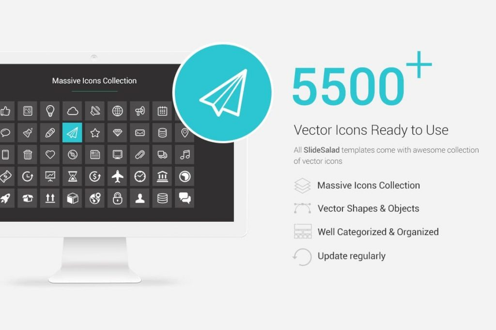 5500+ Vector Icons Investors PowerPoint Pitch Decks.