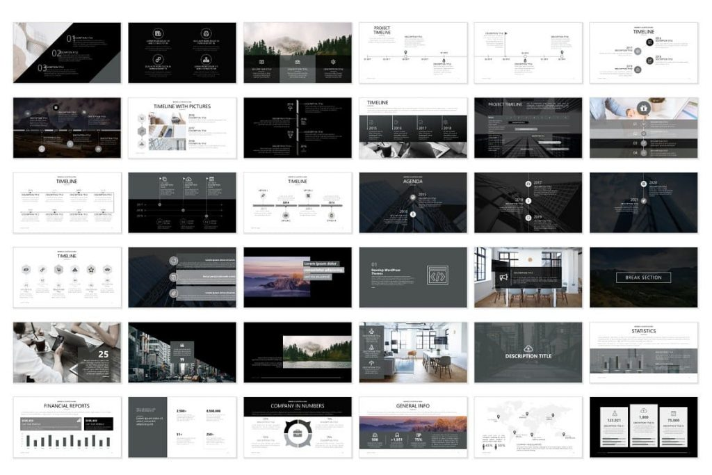 Pitch Deck Preview - Powerpoint Presentation.