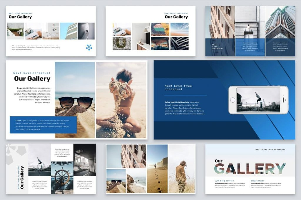 Our gallery Brio Business Powerpoint Template.