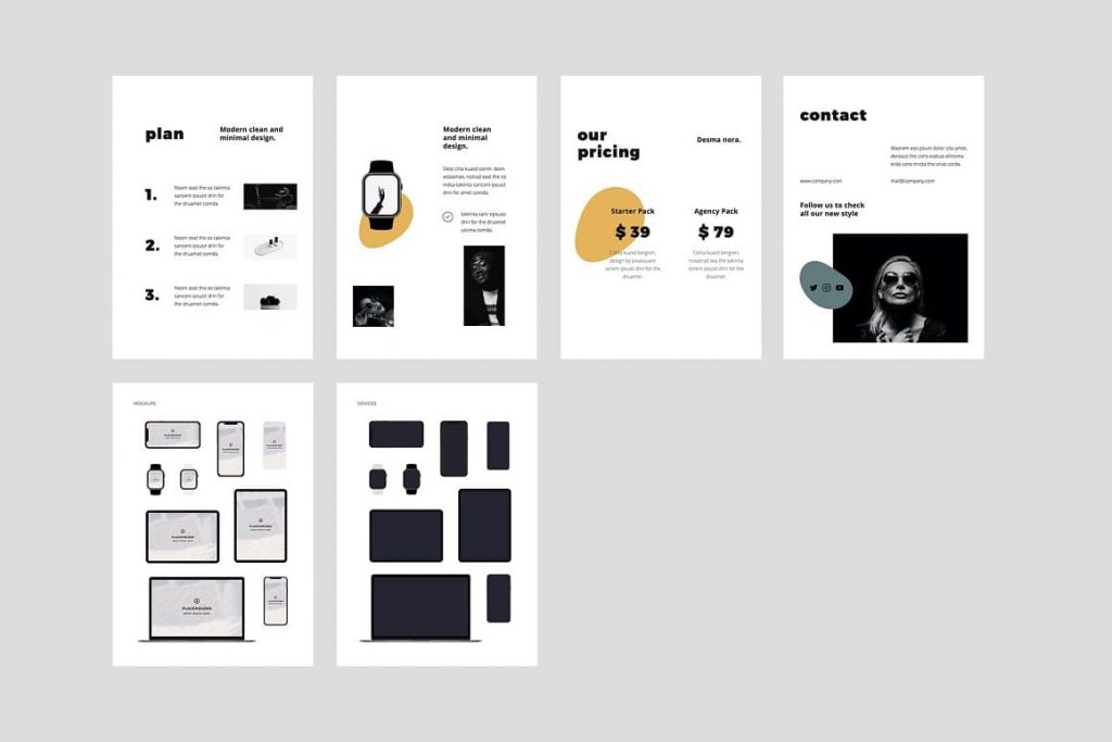 Vector Devices MOSY - Keynote A4 Vertical Template.