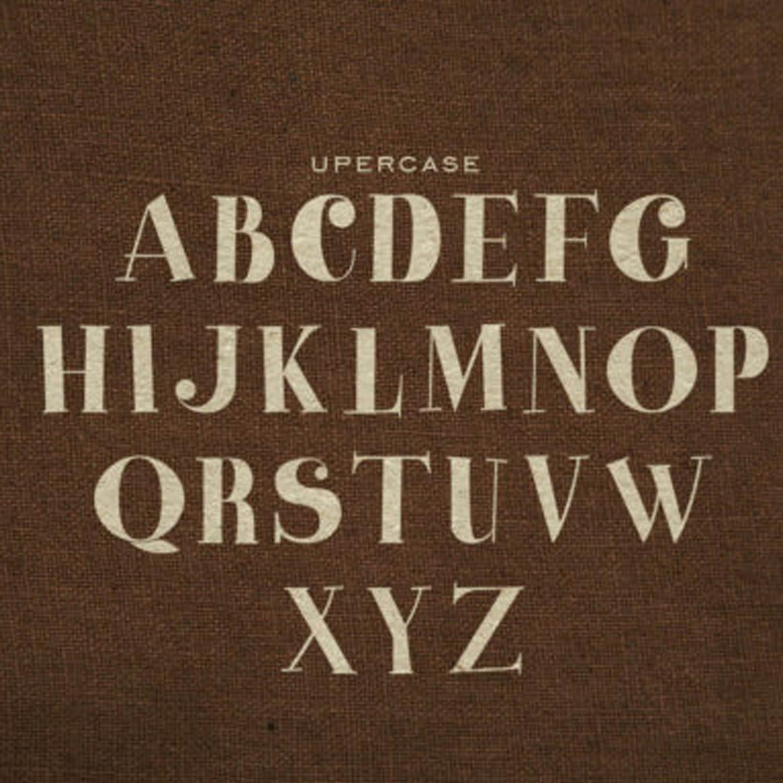 Carole Elegant Serif Font Cover image.
