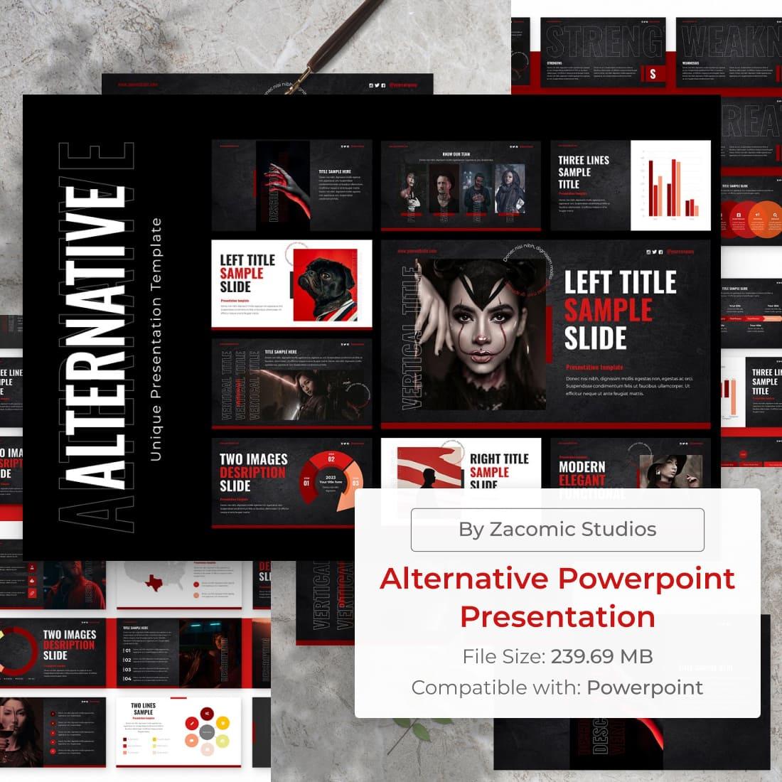 01 Alternative Powerpoint Presentation 1100x1100 1