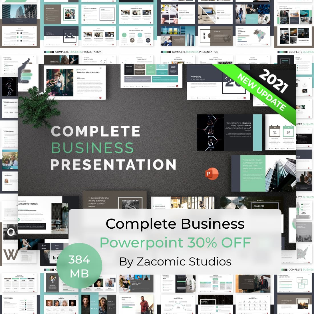 01 Complete Business Powerpoint 30 OFF 1100x1100 1