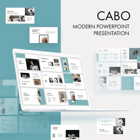 CABO Google Slides Template by MasterBundles.
