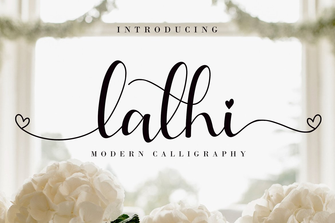 Lathi  is an organic handwritten font that is suitable for branding, signature, wedding invitation, promotion, product packaging, and other needs.