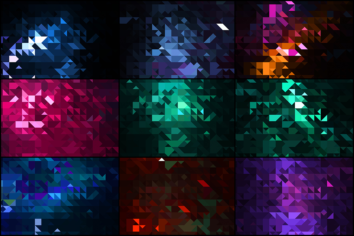 30 cool abstract backgrounds.