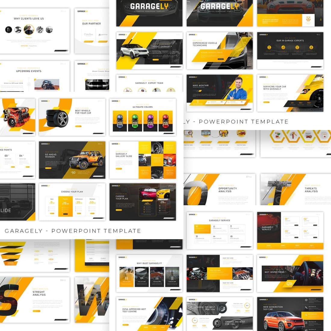 Garagely Automotive Presentation.