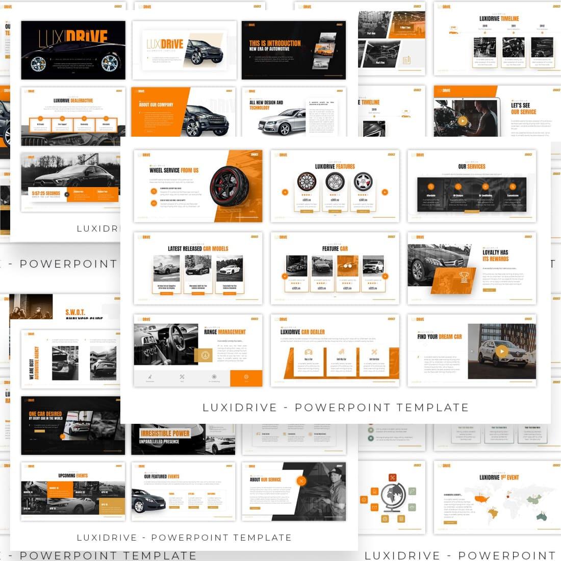Luxidrive Automotive Presentation.