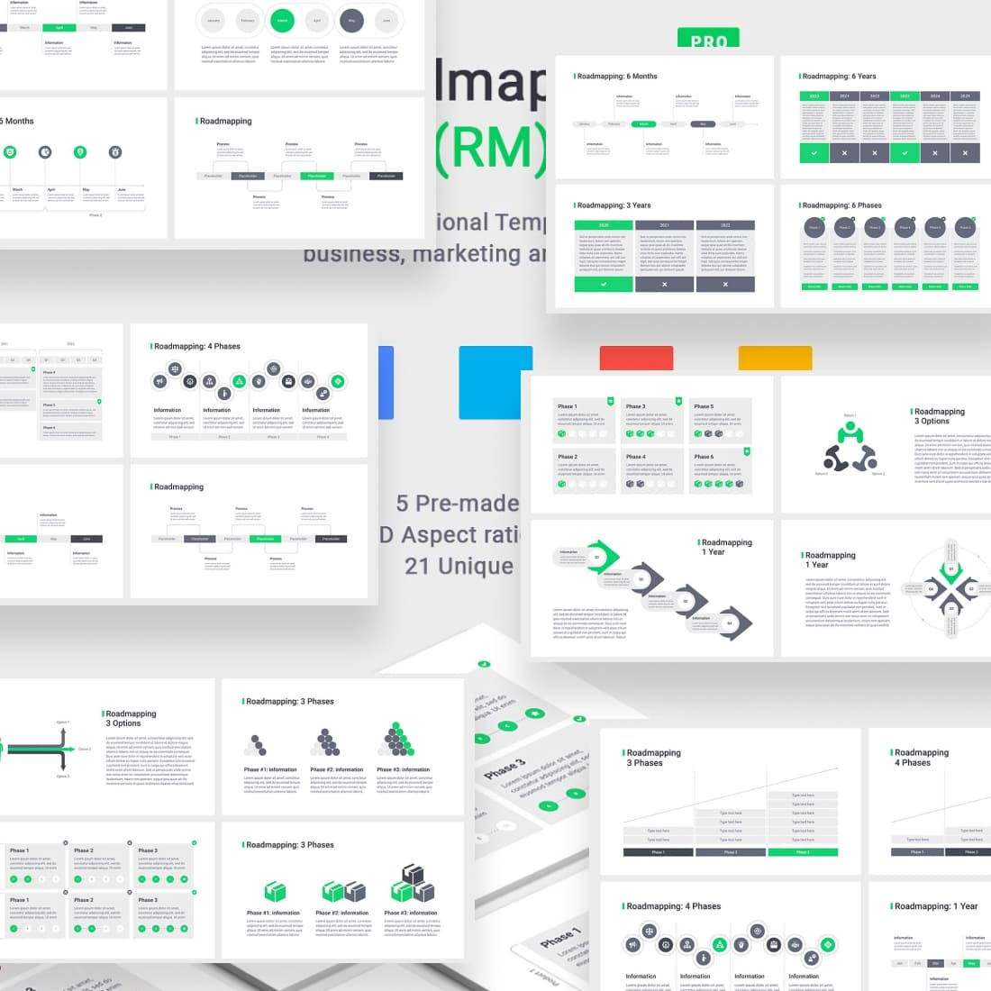 Roadmapping for PowerPoint.