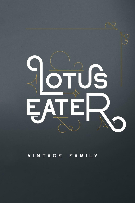 Lotus Eater Vintage Font Family vintage pinterest.