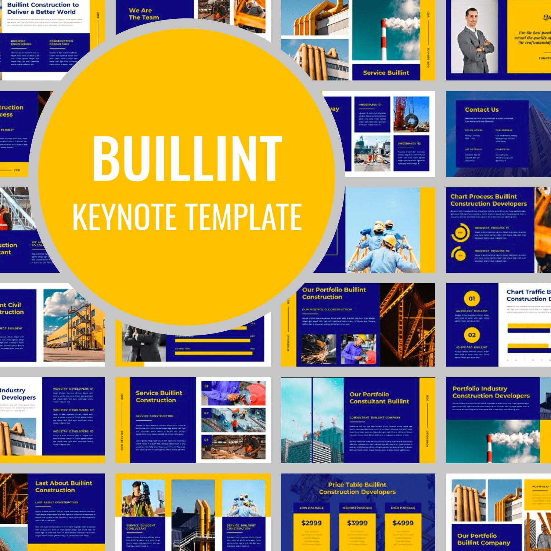 BUILLINT Keynote Template by MasterBundles.