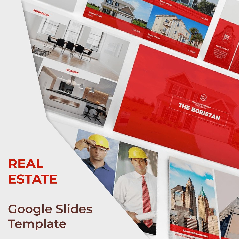 Real Estate Google Slides Template by MasterBundles.
