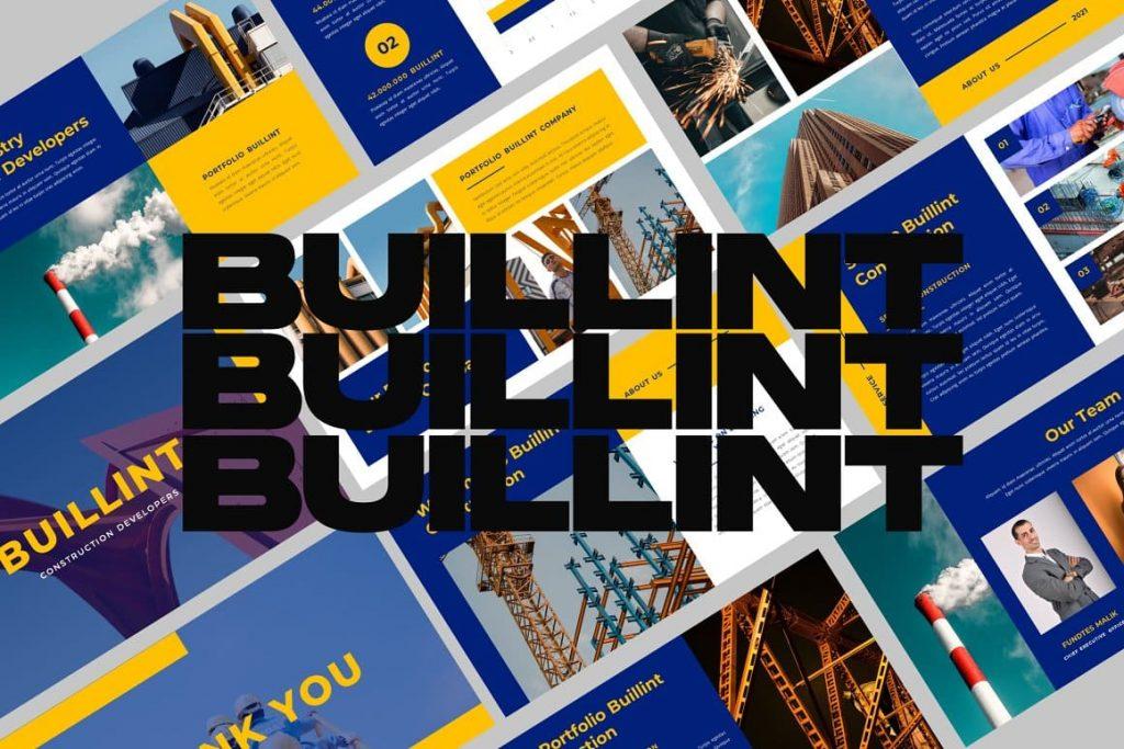 BUILLINT Keynote Template Presentation.