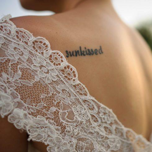 Tattooed Bride Photo: Wedding Photography cover image.