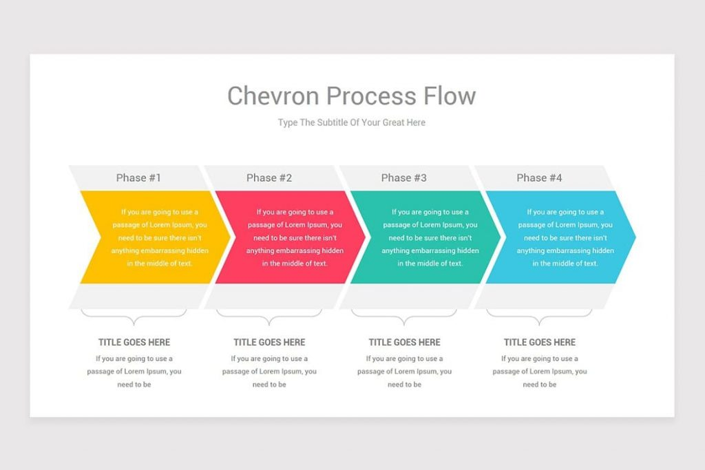 Fully editable Process Flow PowerPoint content.