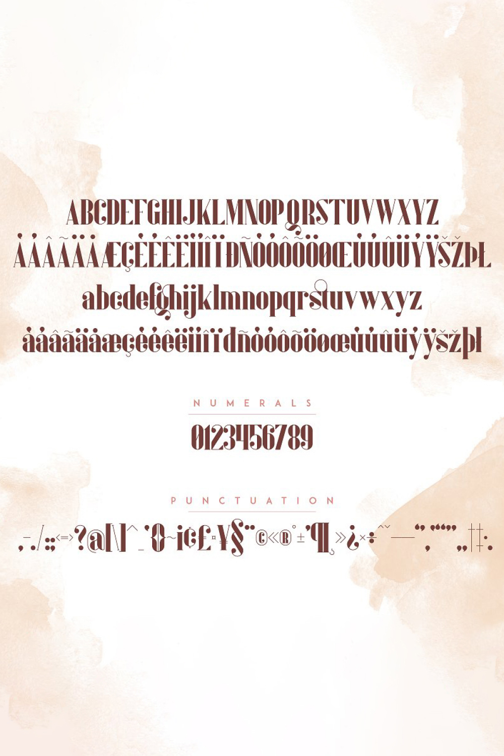 Inure – Serif Typeface More Pinterest images.