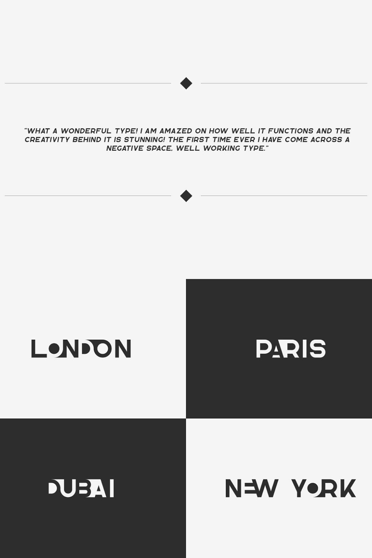 03. Blackpaper – 1st Negative Space Font 1000 x 1500