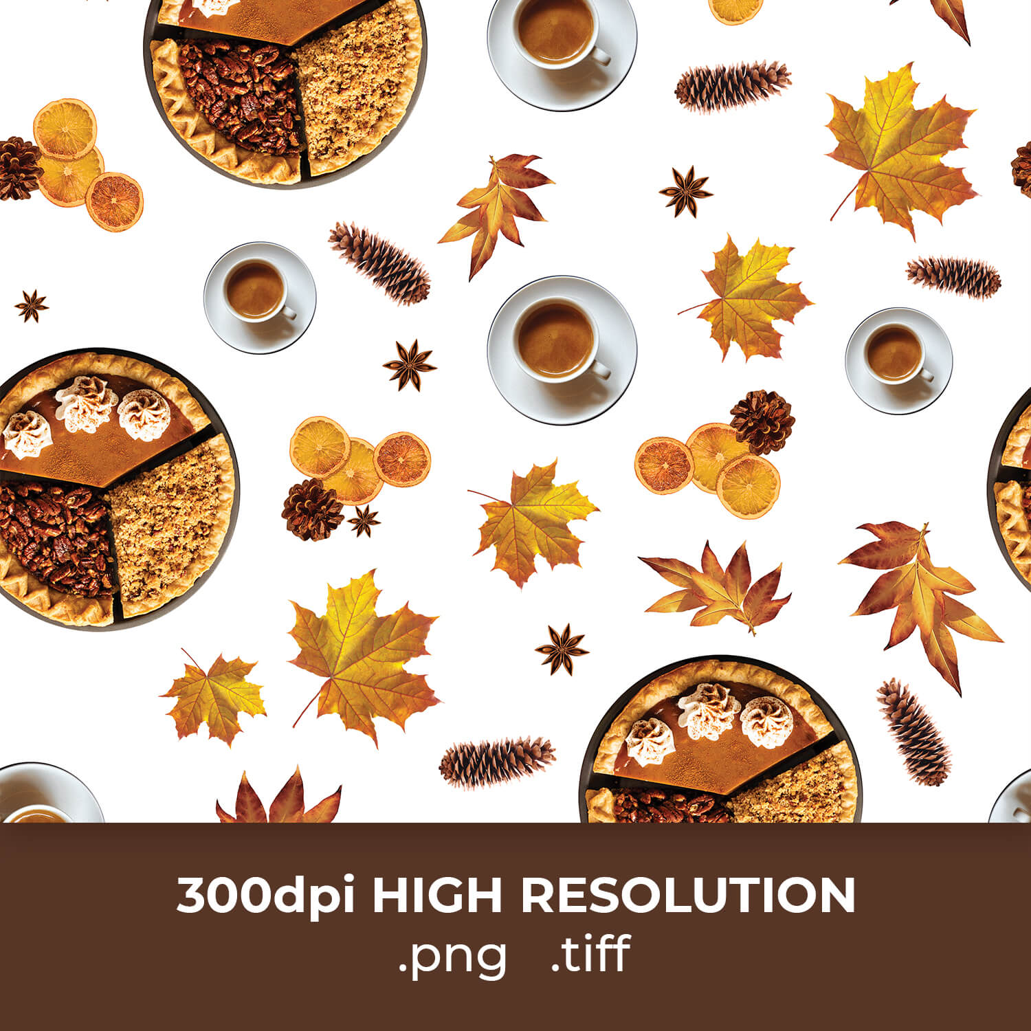 Free Thanksgiving Pie Pattern cover image,