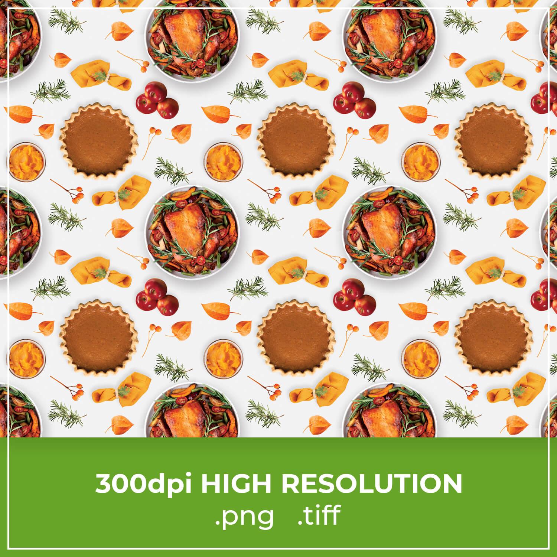 Free Pumpkin Cake Pattern cover image.