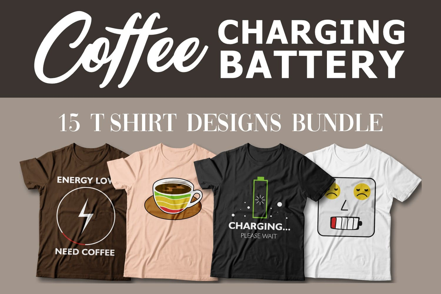 Coffee Charge Cover