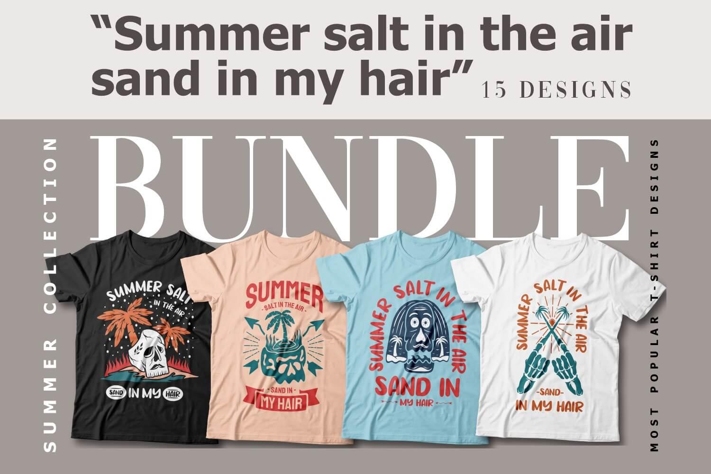Summer Salt Cover