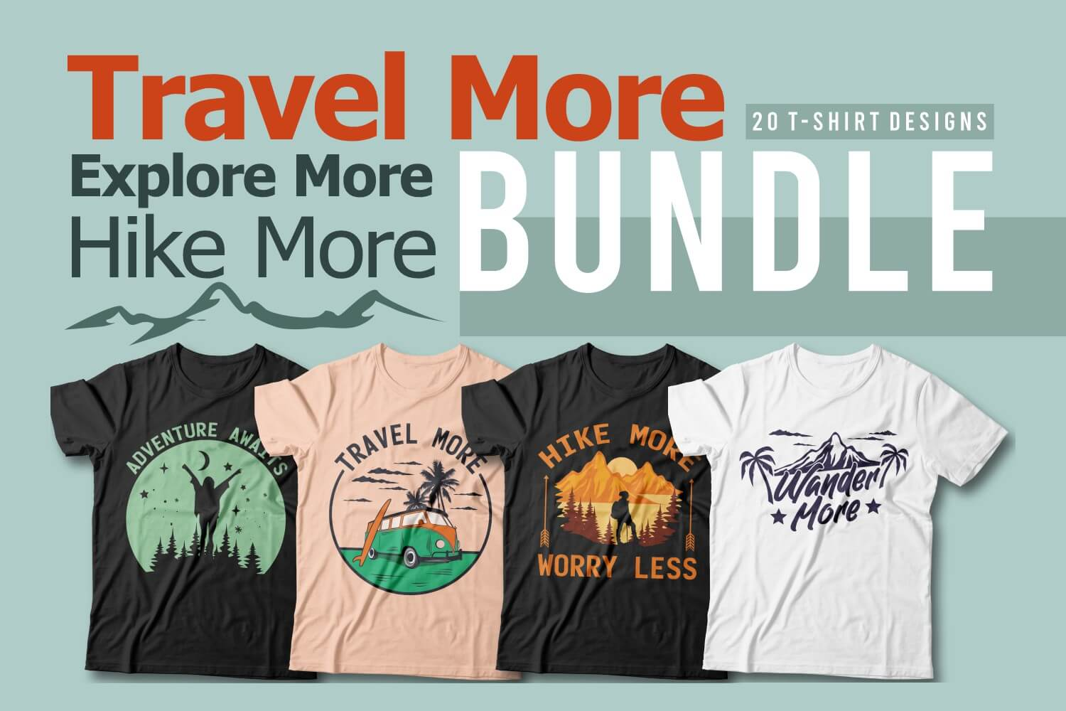 Travel More Cover