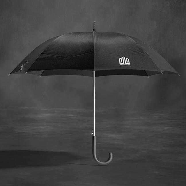 Umbrella Mockups Bundle preview image.