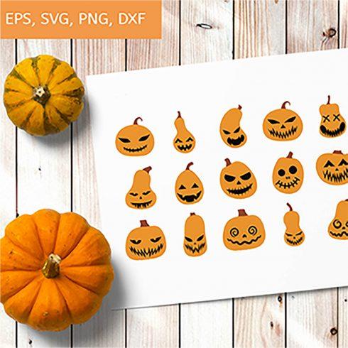 Halloween Bats: 14 Variations Bat SVGs